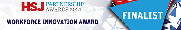 HSJ Awards 2021: Workforce Innovation